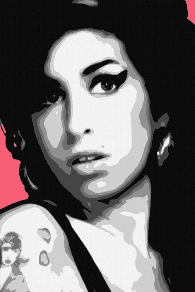 Amy Winehouse par PaulDean